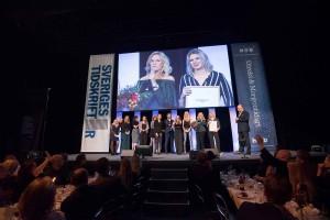 Tidningen Frida får pris för Årets tidskrift populärpress print