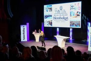 Hembakats chefredaktör Eva Nordlinder