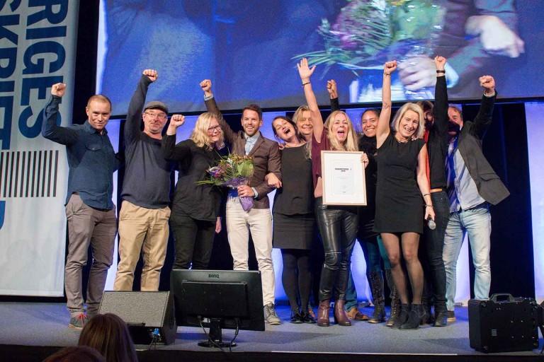 Hem & Hyra vinner pris för Årets digitala tidskrift fackpress