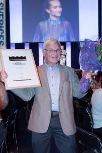 Anders Andersson fick Sveriges Tidskrifters stora pris