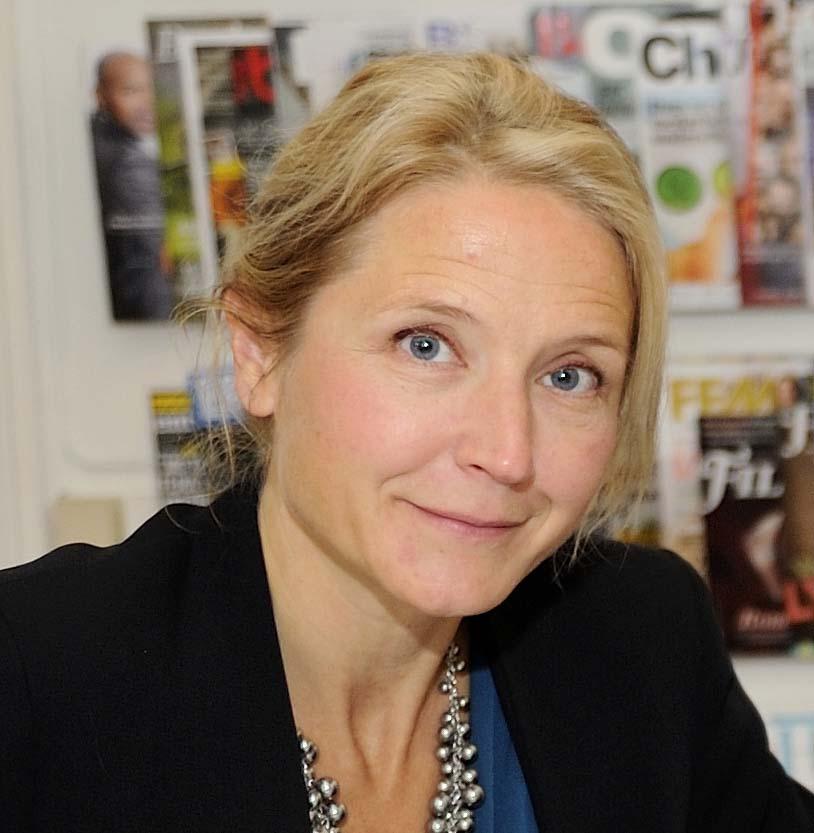 Elisabeth Thörnsten, ordförande