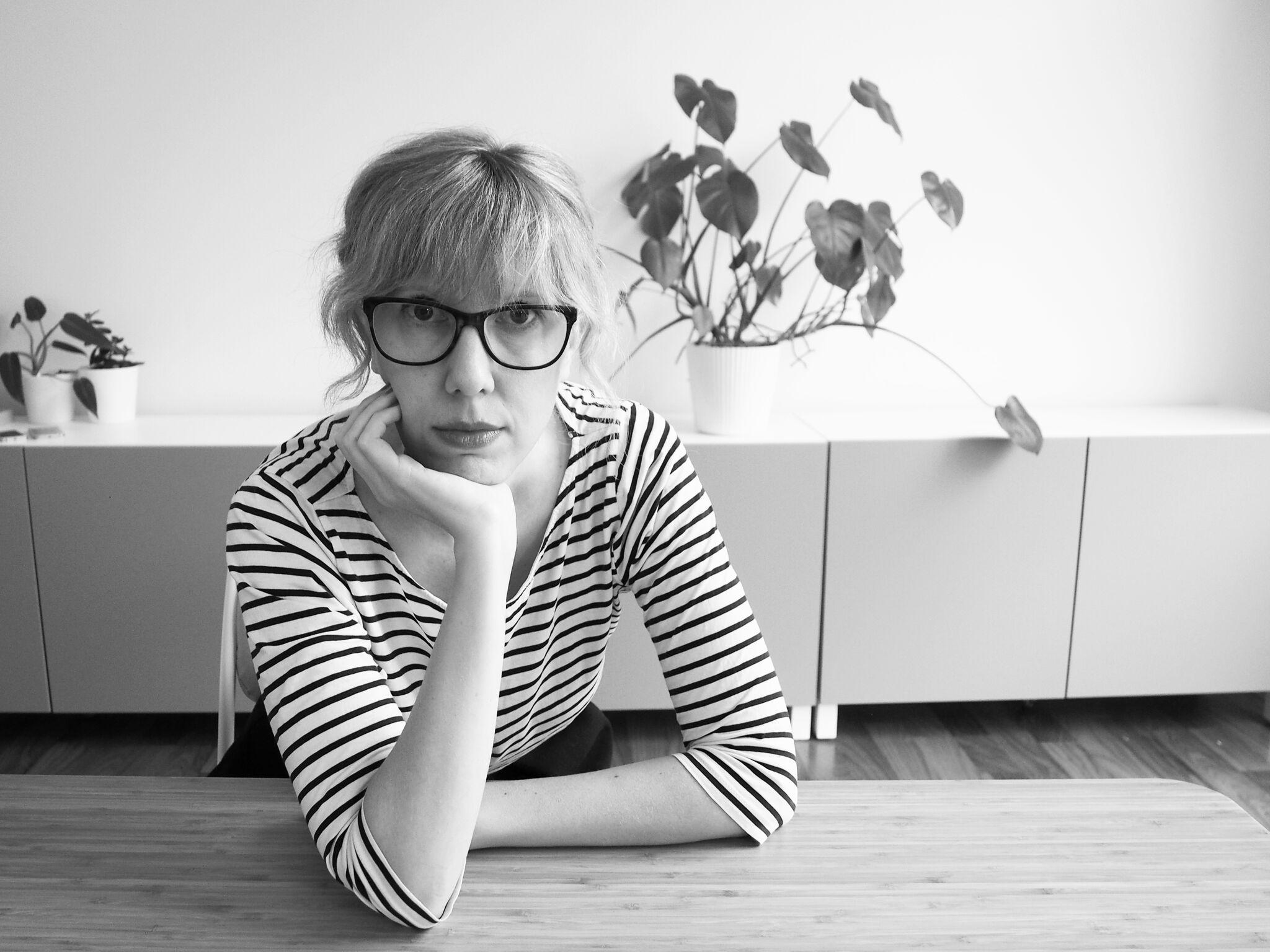 Eva Bonde, chefredaktör på Tidskriften Historiskan. Bild: Anna Moberg