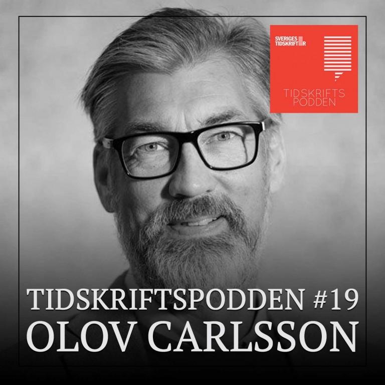 Olov Carlsson, chefredaktör Dagens Samhälle