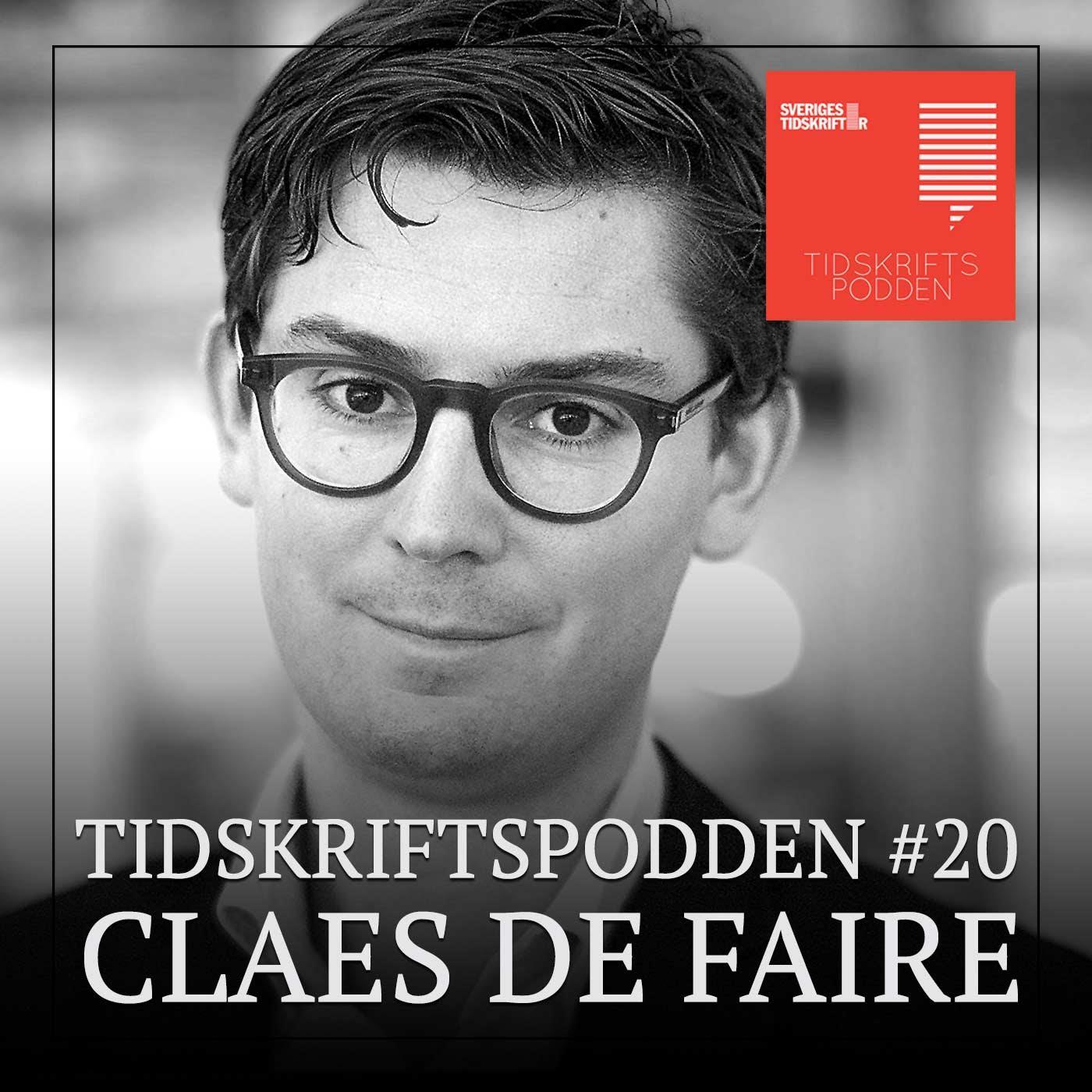 Claes de Faire, vd Fokus