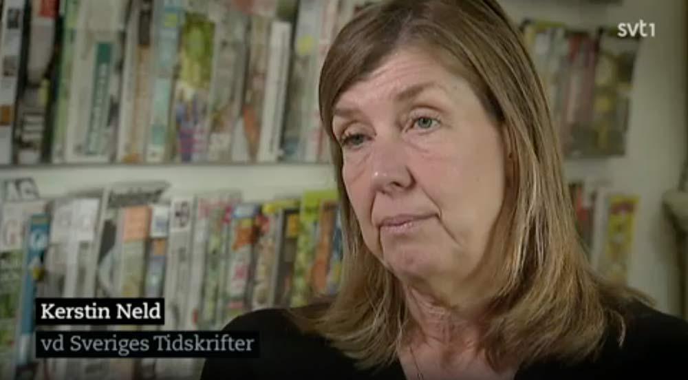 Kerstin Neld Kulturnyheterna