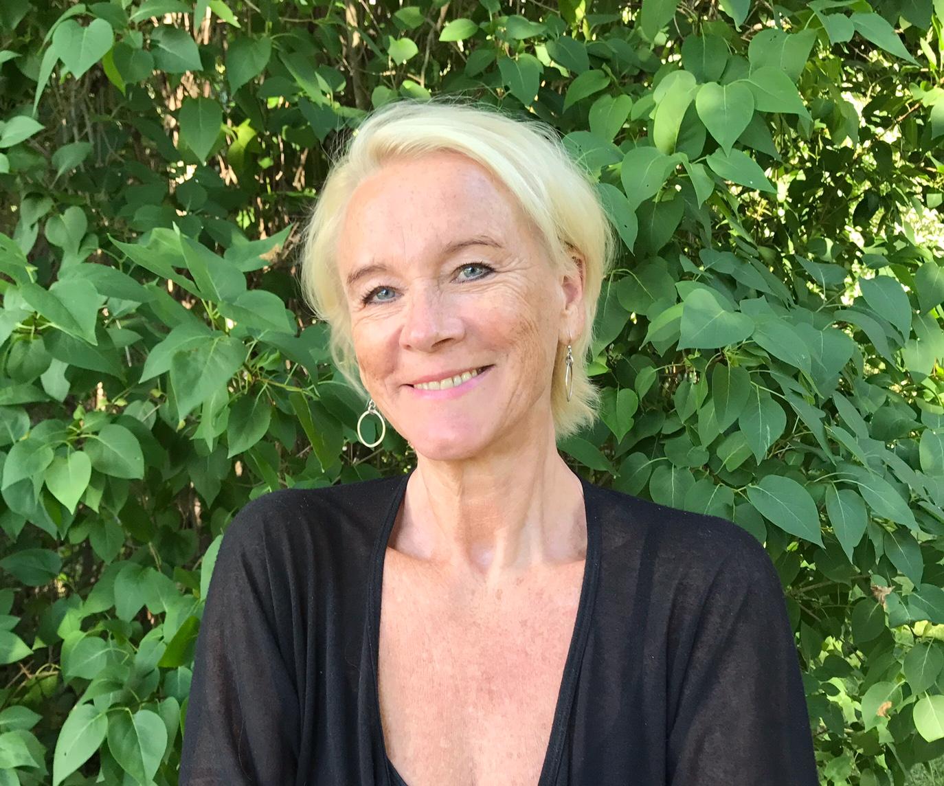 Åsa Holmström, ordförande