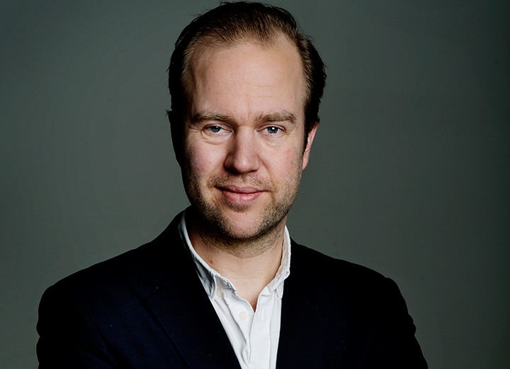 Olle Lidbom, ordförande