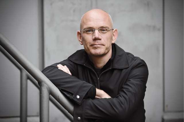 Mark Deuze. Foto hämtad: Amsterdam University Press