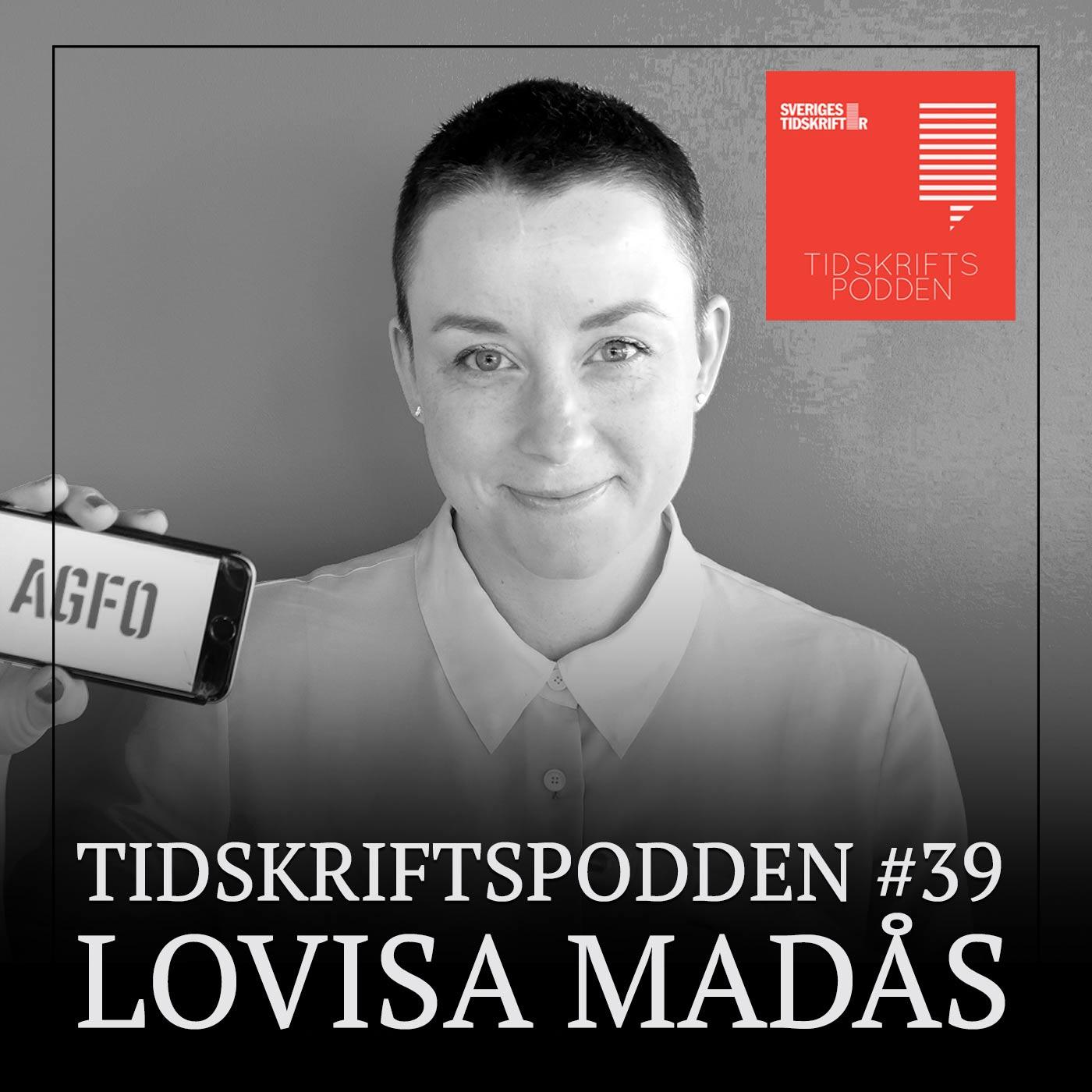Lovisa Madås, LRF Media –Tidskriftspodden