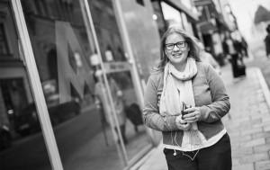 Lisa Kierkegaard, digital affärsutvecklare på Aller media