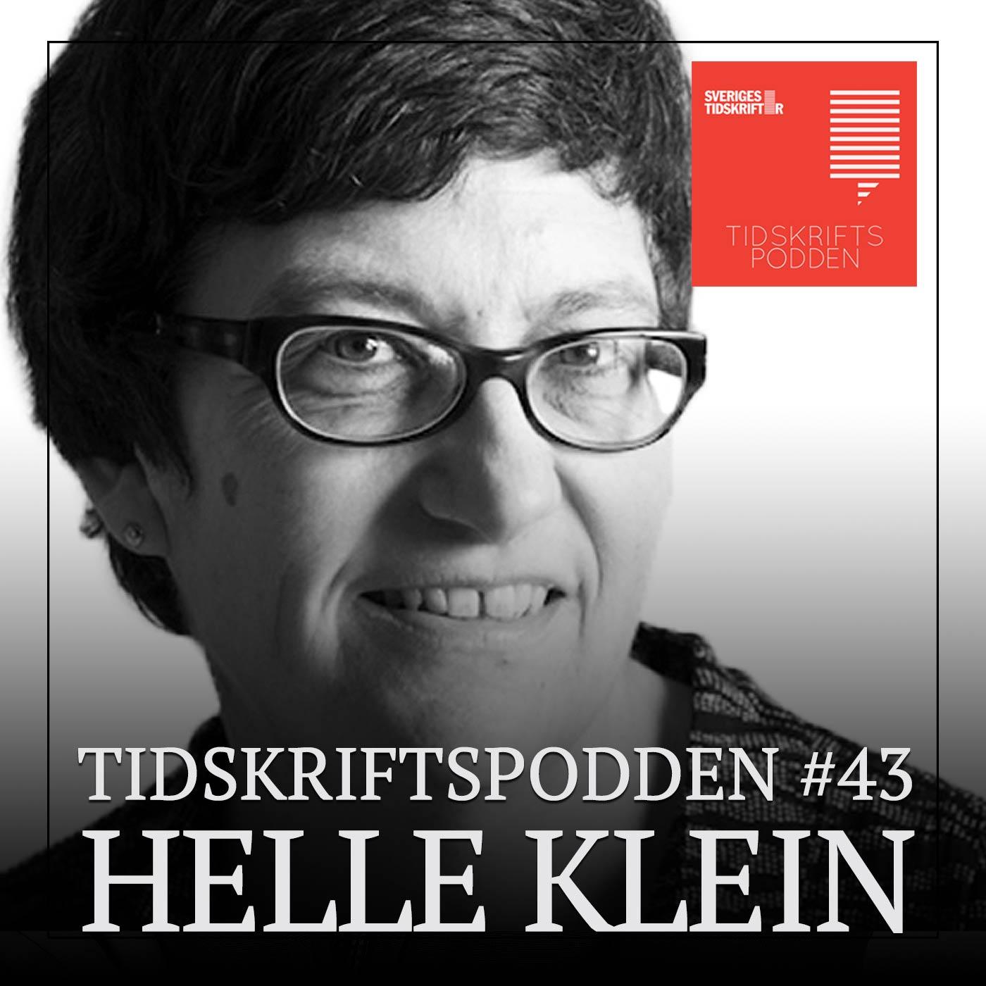 Helle Klein - Tidskriftspodden