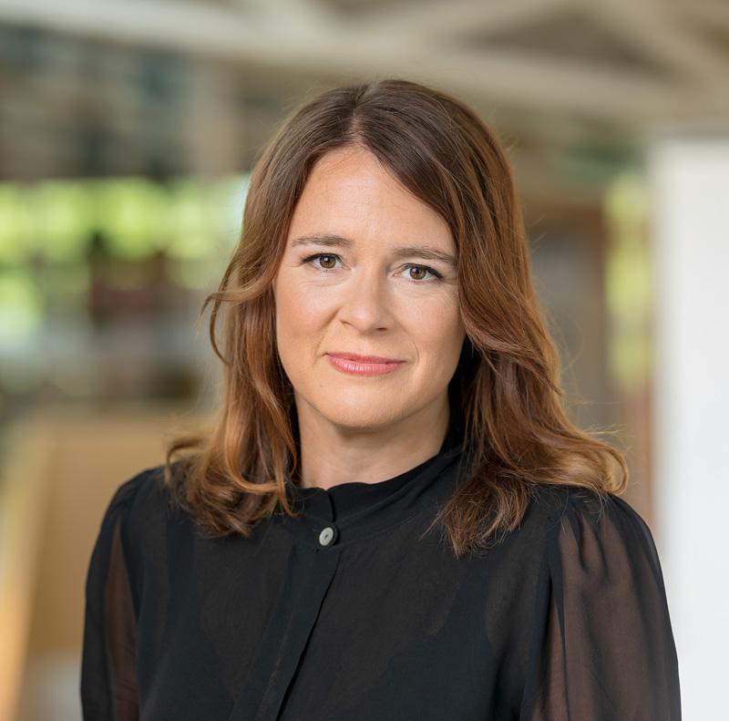 Sofia Wadensjö Karén, ordförande