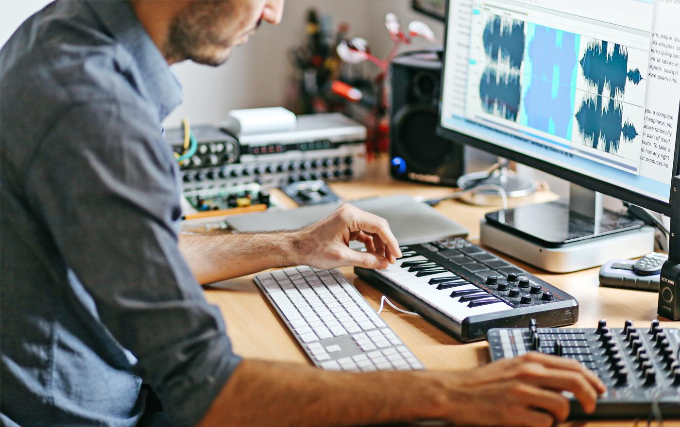 Ljudredigering
