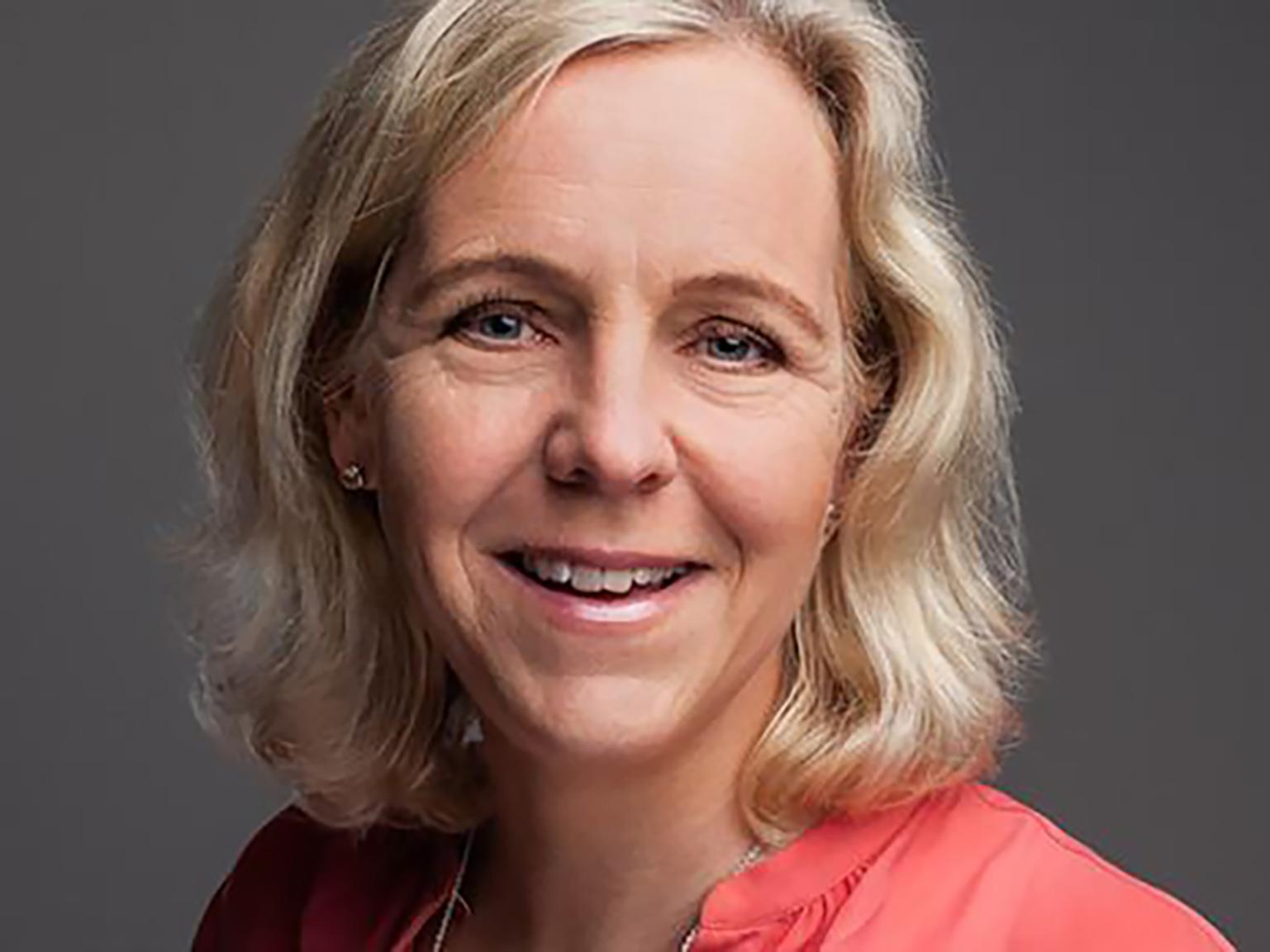 Hanna Riberdahl, ordförande