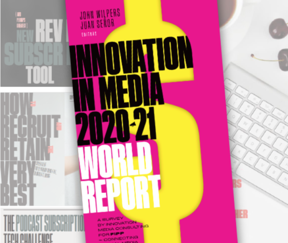 innovation in media 2020-21