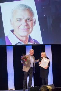 Anders Andersson får Sveriges Tidskrifters Stora pris