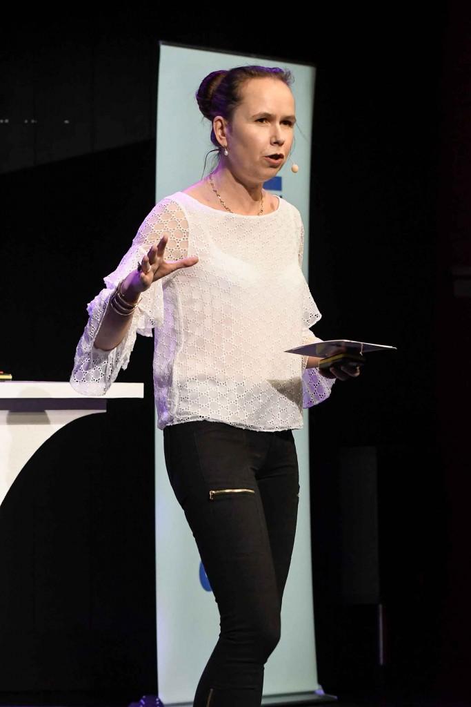 Katarina Strömberg, chefredaktör Internetworld