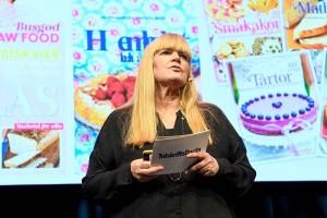 Eva Nordlinder, chefredaktör Hembakat