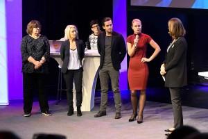 Hilda Zollitsch Grill (Tandläkartidningen), Susanna Skarrie (Hem & Hyra), Thomas Eriksson (Egmont), Camilla Björkman (FAB Media/Breakit)