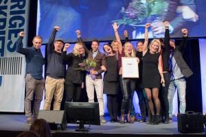 Vinnare Hem & Hyra vinner pris för Årets digitala tidskrift fackpress