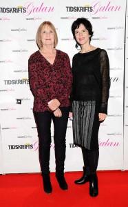 Stina Lundgren och Frida Jonasson, från Bonnier Annons.