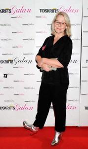 Stina Abenius, publicistisk direktör på Aller Media.