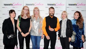 Gänget från Svenska Dagbladet Junior.