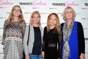 Sara Perers, Lisa Karlsson, Marika Långström och Ros-Marie Otter, från TT Nyhetsbyrån.