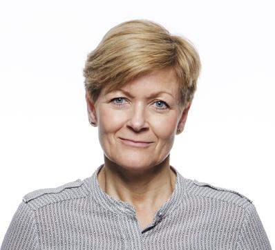 Karoline Olsson, ordförande