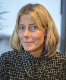 Maria Croon, ordförande