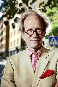 Johan Hakelius, chefredaktör Fokus