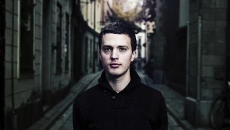 Anton Gustavsson, redaktör på Natur & Kultur