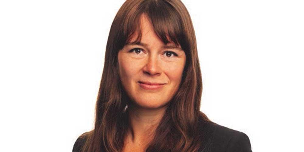Sofia Wadensjö Karén. Foto: Pressbild/Thron Ullberg
