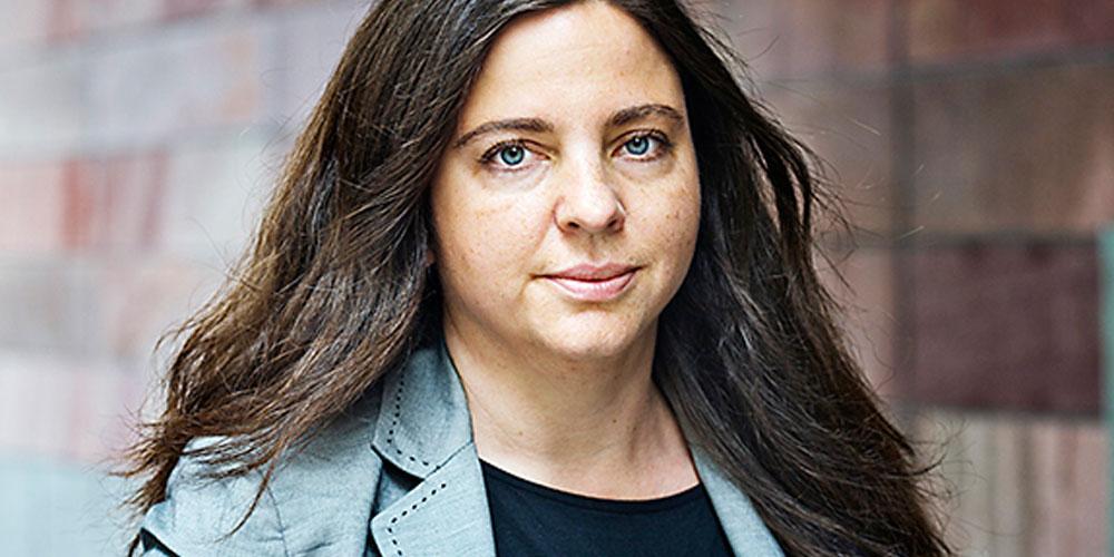 Susanna Lundell Foto: Anna Simonsson