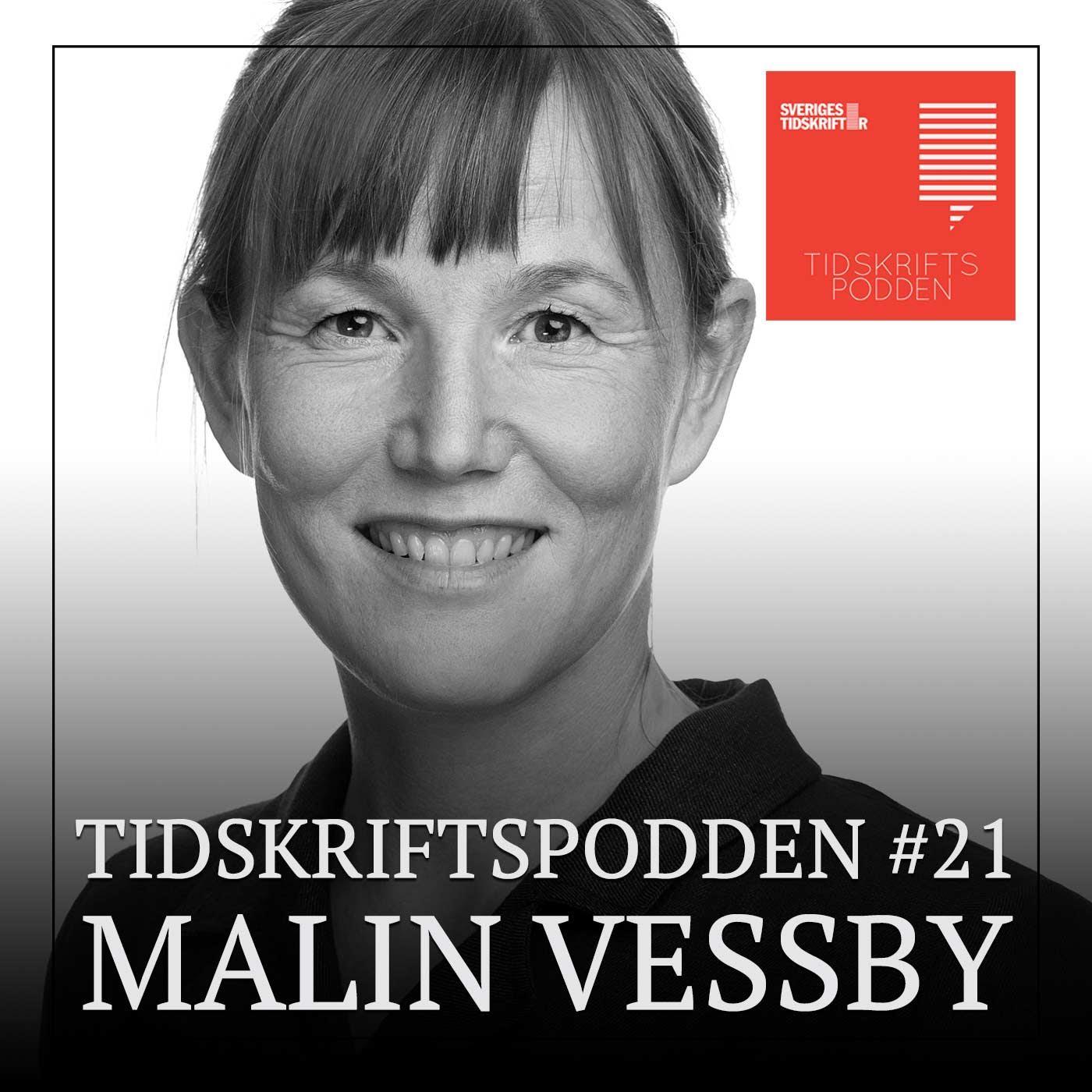 Malin Vessby chefredaktör Hemslöjd