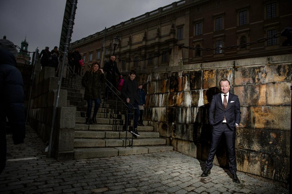 Johan T Lindwall, Foto: Jessica Segerberg