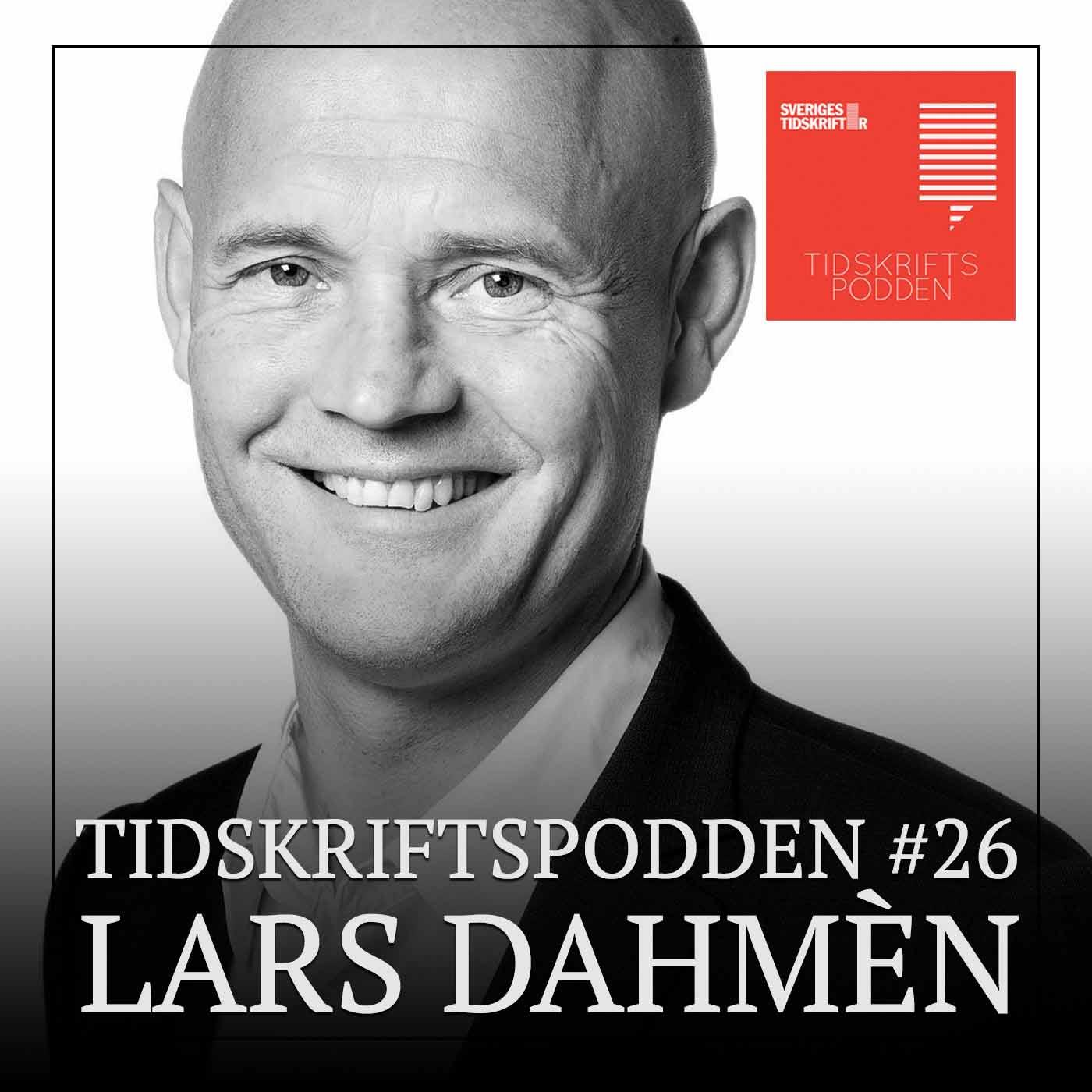 Lars Dahmén, vd Bonnier Tidskrifter