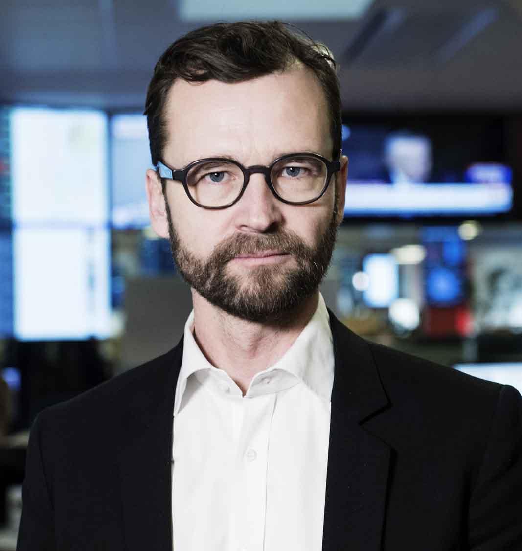 Martin Ahlquist, ordförande