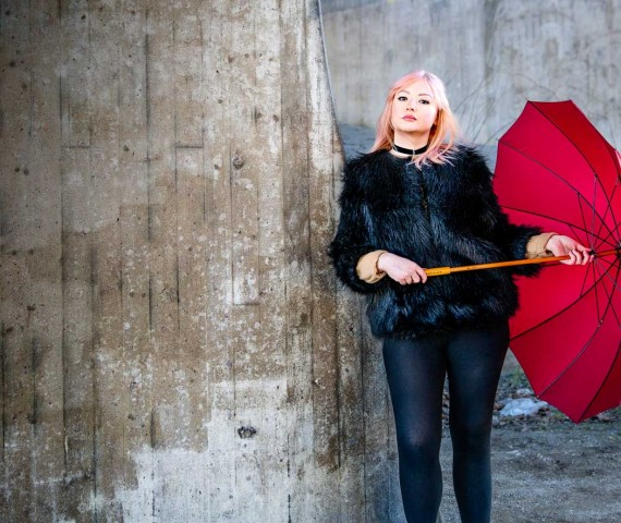Margret Atladottir Foto: Jessica Segerberg