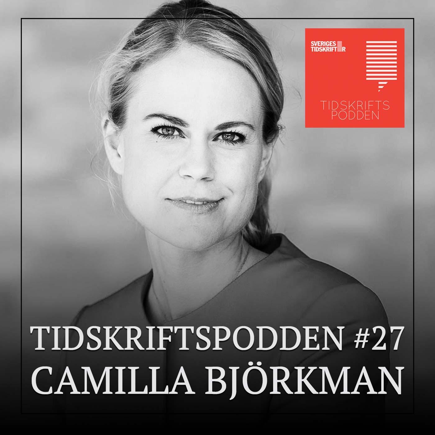 Camilla Björkman, Tidskriftspodden
