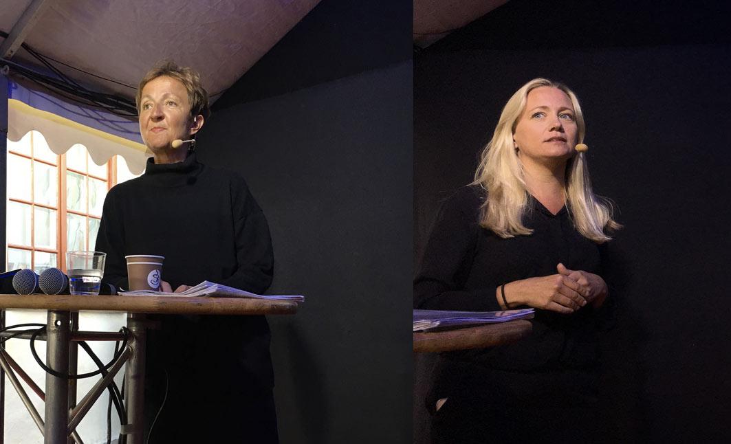 """Gunilla Welander, Jurist, Reklamombudsmannen Hedvig Hagwall Bruckner, sekreterare, Utredningen """"Ett reklamlandskap i förändring"""" (King)"""