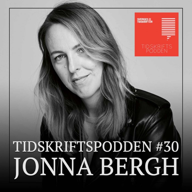 Jonna Bergh chefredaktör Styleby