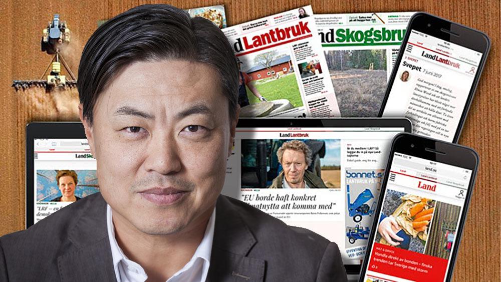 Johan Svensson LRF Media