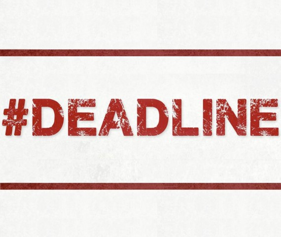 #Deadline #metoo