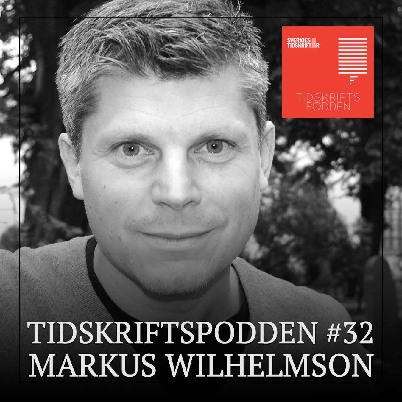 Markus Wilhelmson, redaktionell chef Vi Media