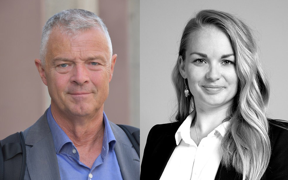 Anders Ahlberg Ängla Eklund