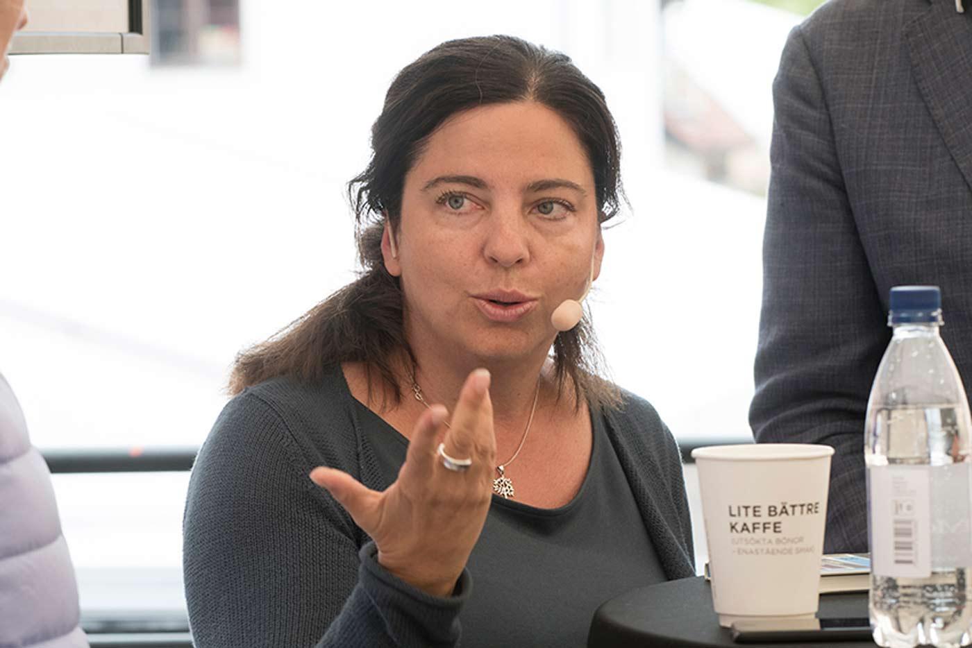 Susanna Lundell, Kommunalarbetaren
