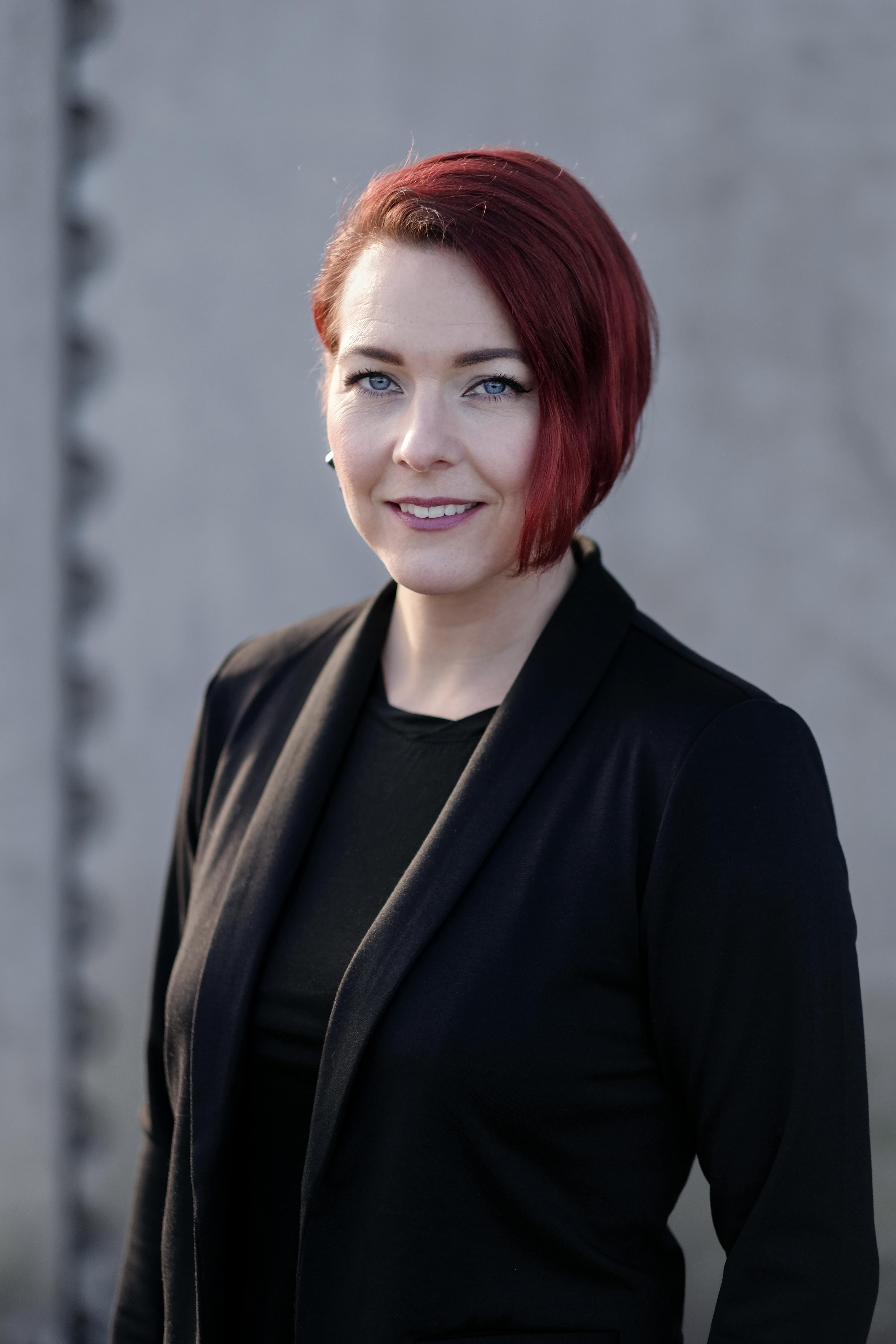 Madeleine Bäck, ordförande