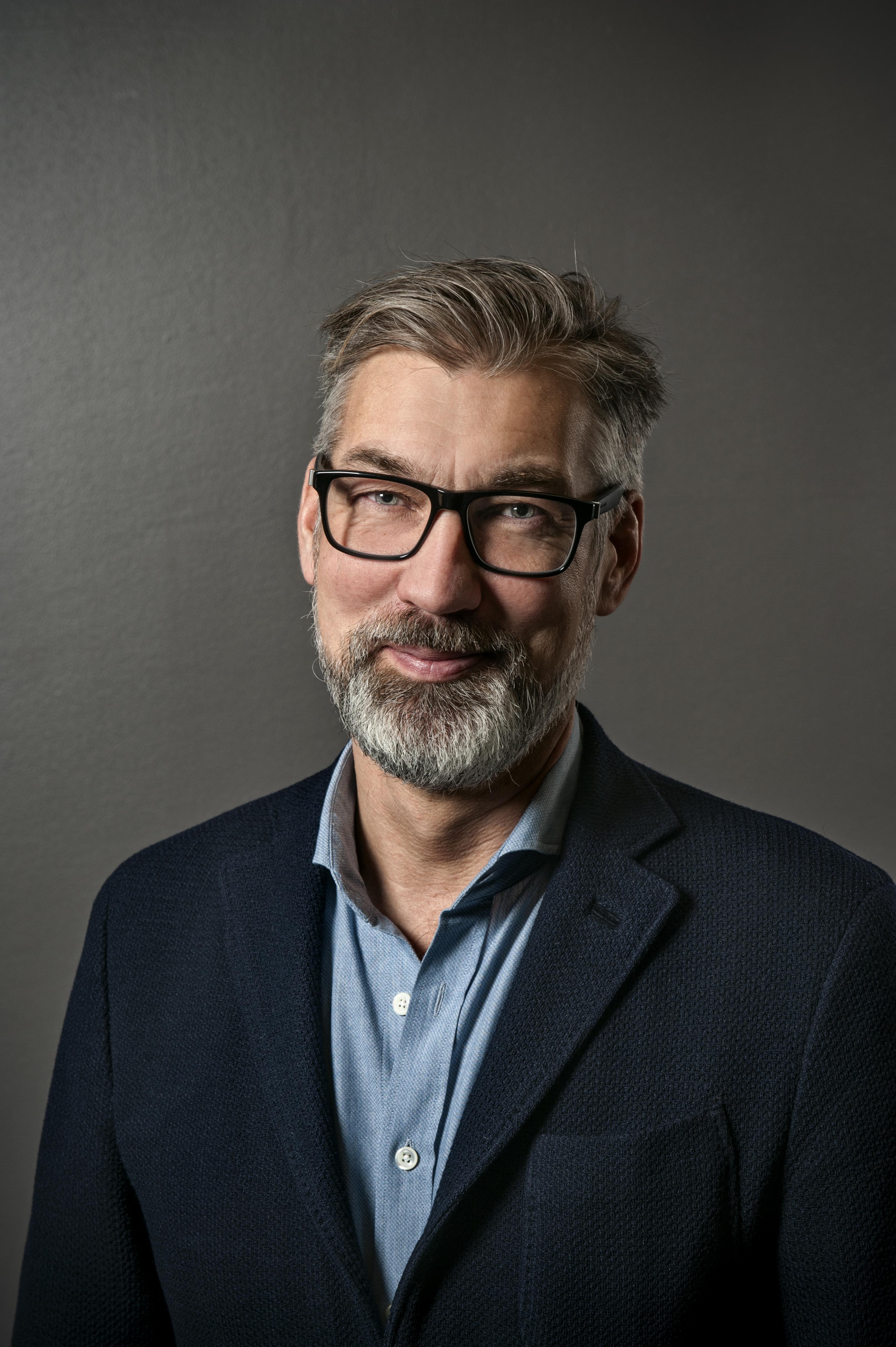 Olov Carlsson, ordförande