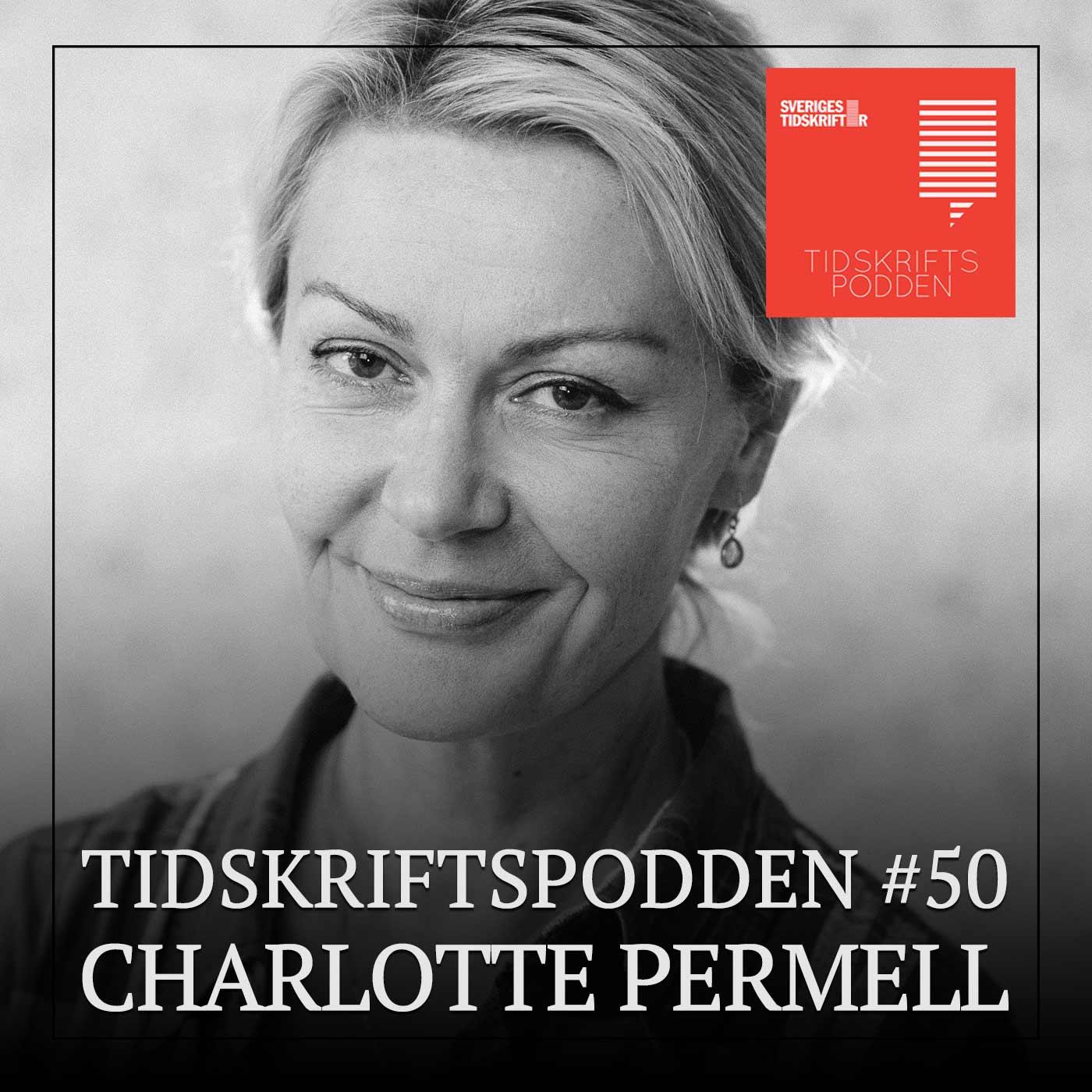 Charlotte Permell –Tidskriftspodden